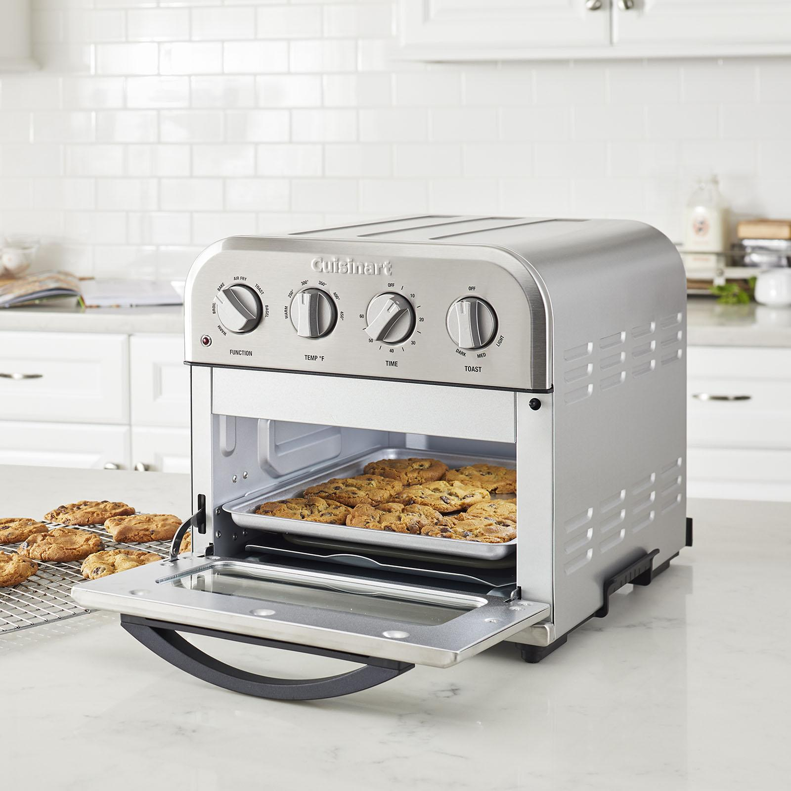 Cuisinart Compact Airfryer Toaster Oven Zola