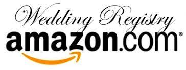 Gift Registries + Amazon