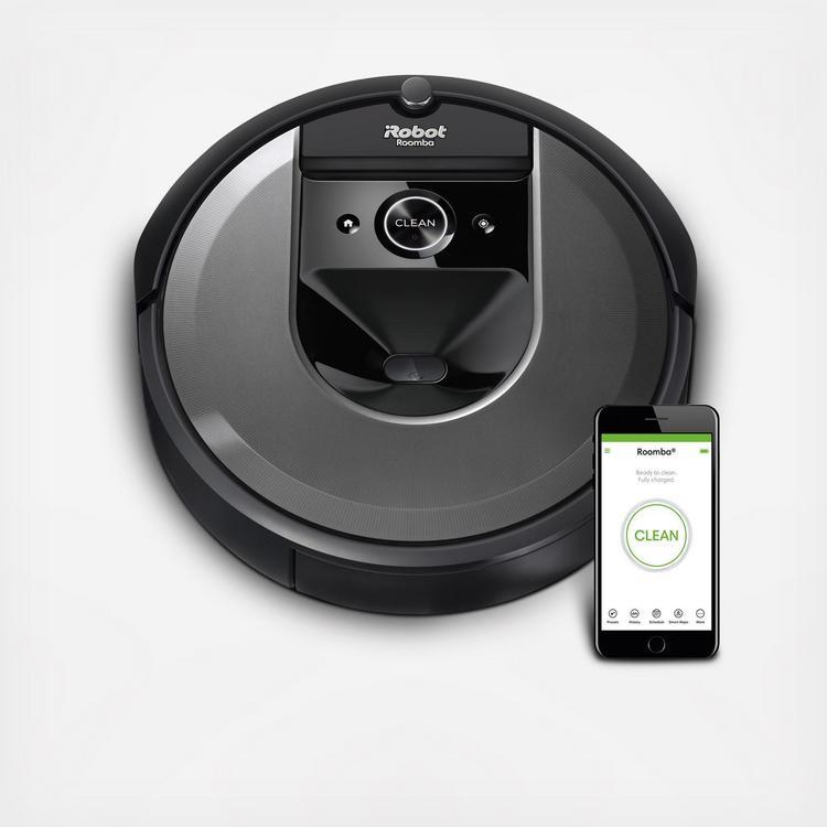 Irobot Roomba I7 Wi Fi Connected Vacuuming Robot Zola