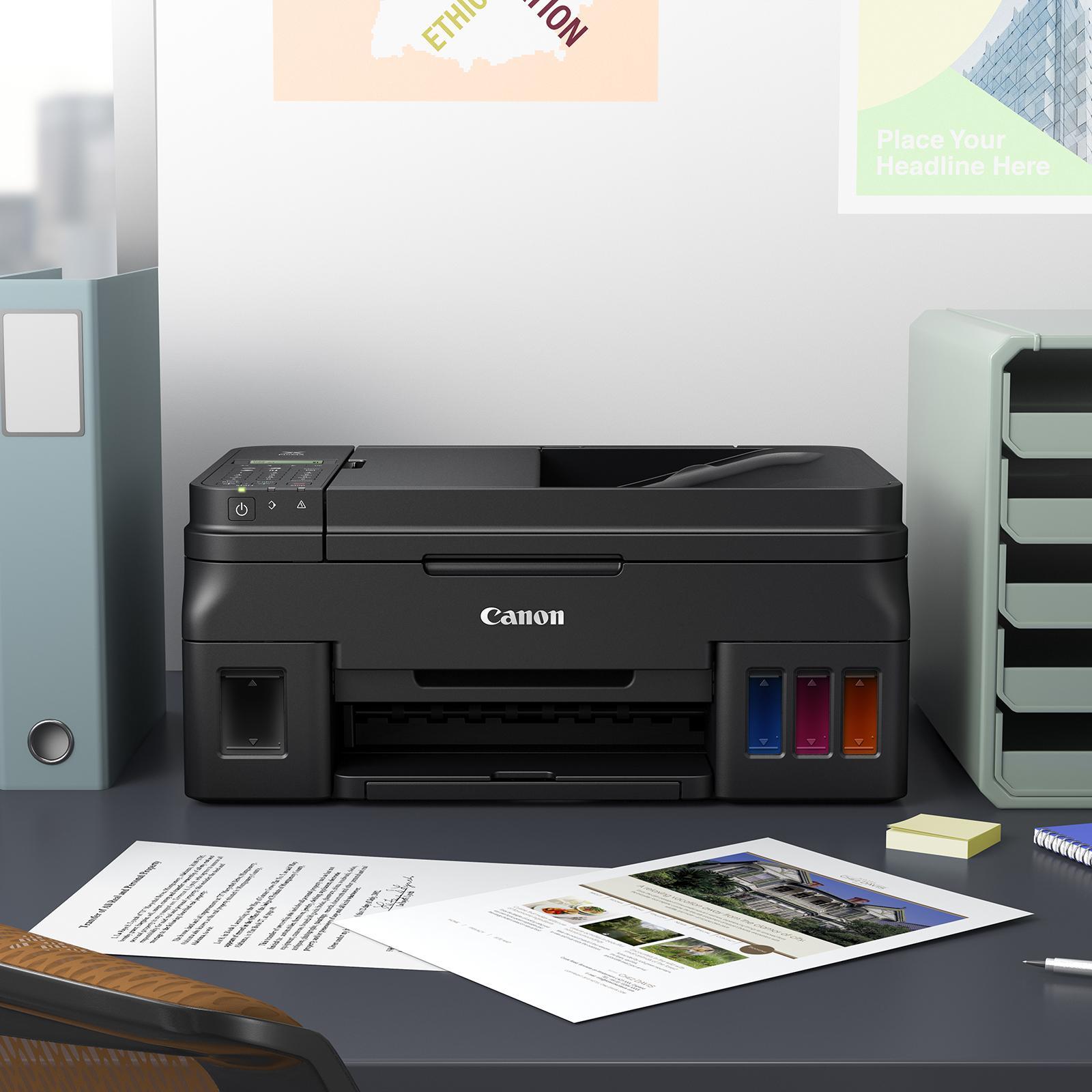 Canon Pixma G4210 Megatank All In One Inkjet Printer Zola
