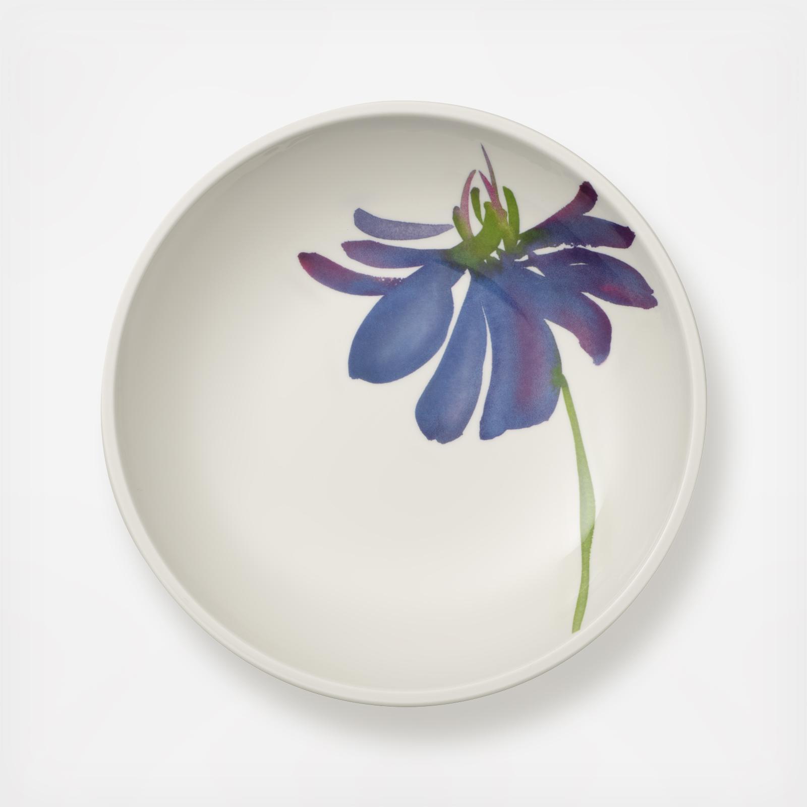 Villeroy Boch Artesano Flower Art Pasta Bowl Zola