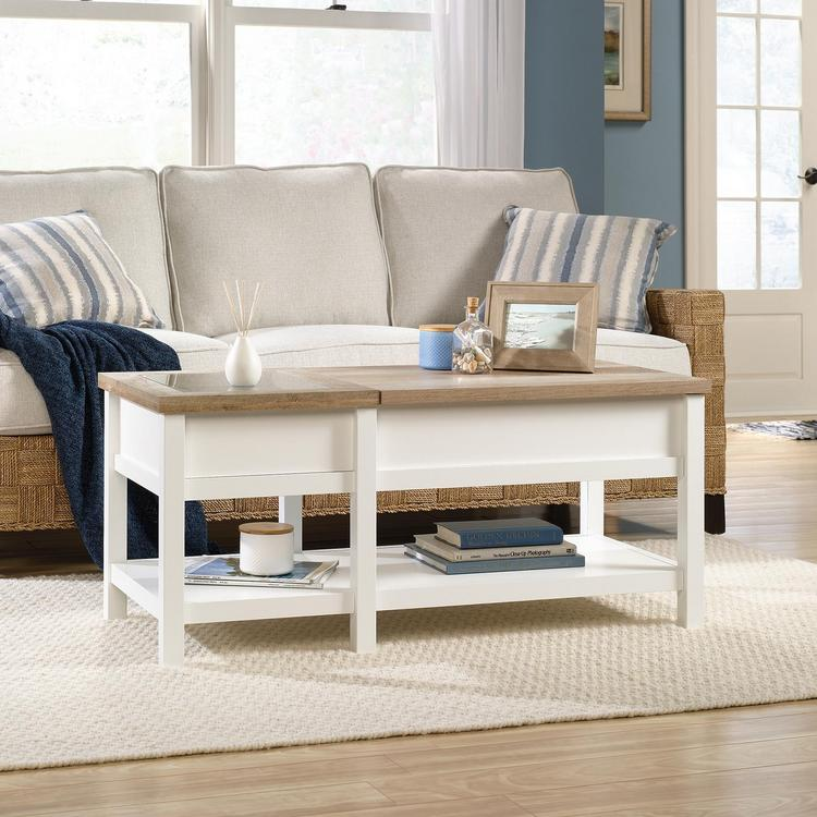 Sauder Cottage Road Lift Top Coffee Table Zola