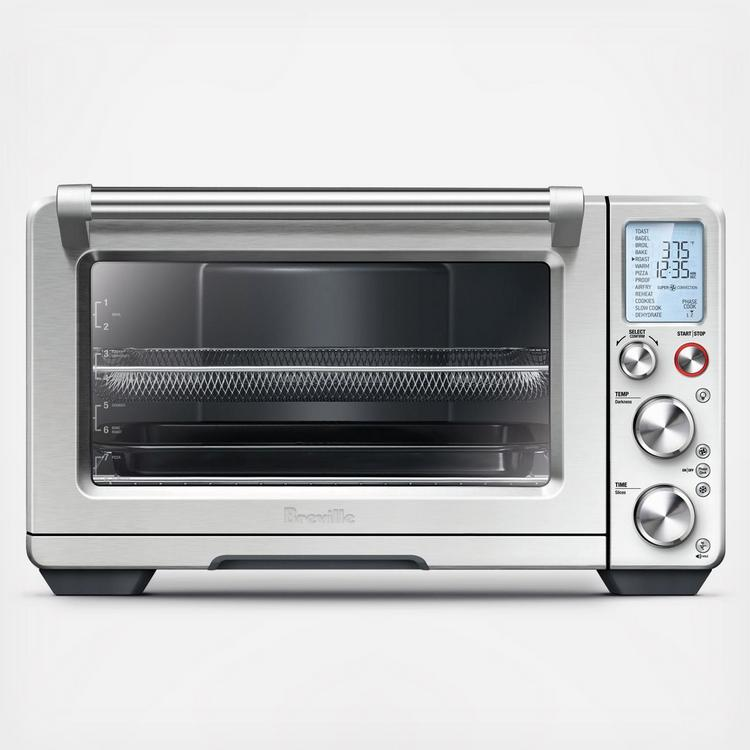 Breville, Smart Oven Air Convection Toaster Oven | Zola