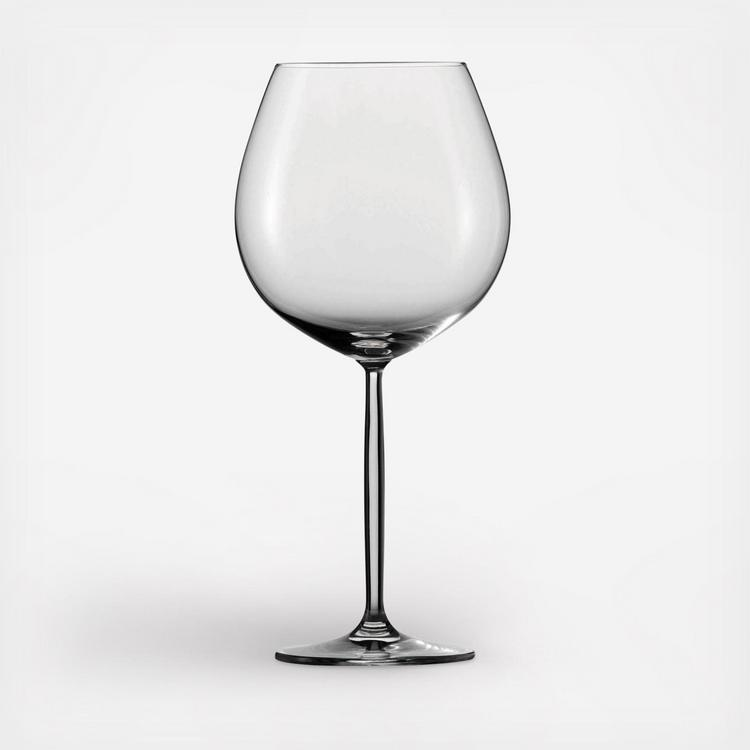 Schott Zwiesel Diva White Wine Glass Set Of 6 Zola