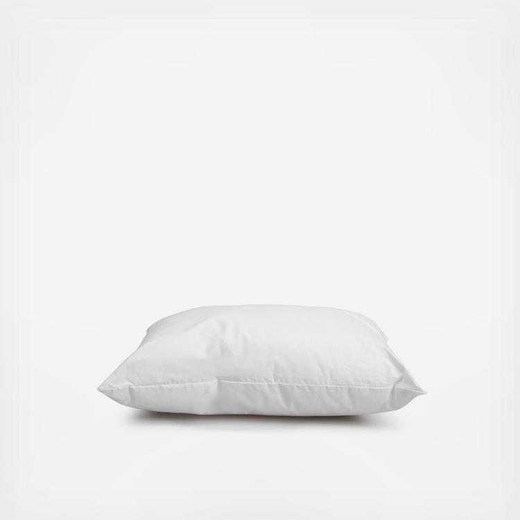 Soft Matouk Libero King Pillow White