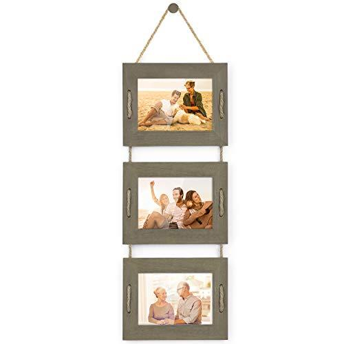 My First Year Baby Photo Booth Frame 3 Photo Cut Outs Frame My First Year Baby Photo Frame VonHaus Baby Photo Frame Stainless Steel Frame for Baby Photos