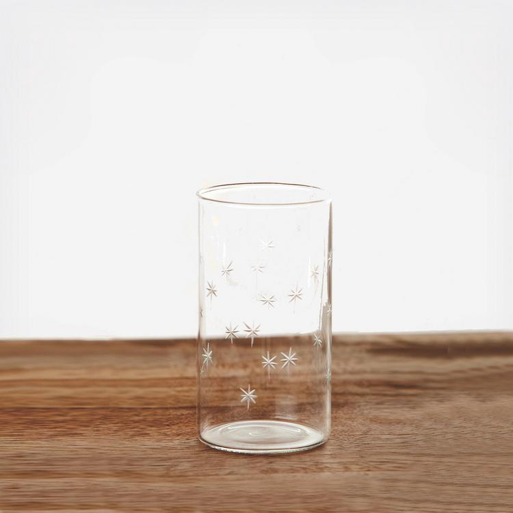 Borosil Vision Deco Galaxy Glass Set Of 6 Zola