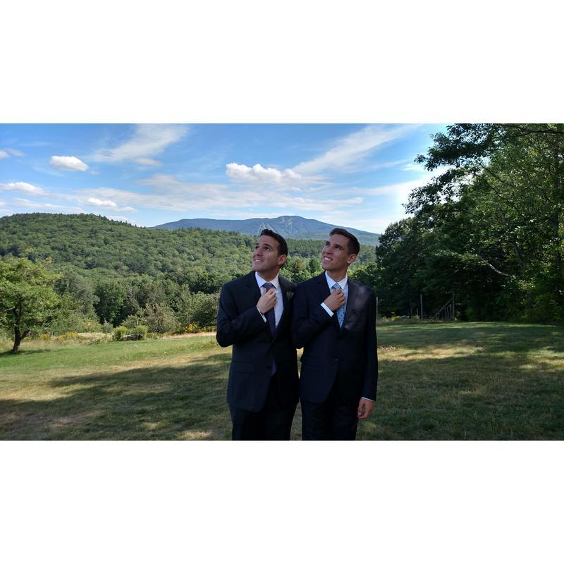 Nadiv and Ariel/ rabbi/ Rabbi Performed First Gay Wedding. Broke New Grounds