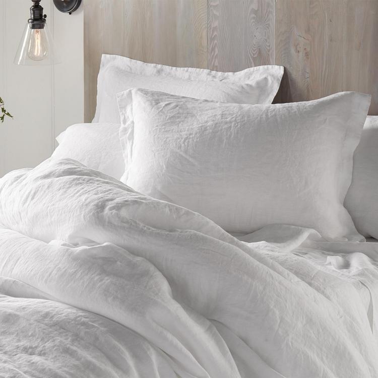 Coyuchi Organic Relaxed Linen Duvet, Organic Linen Bedding Nz