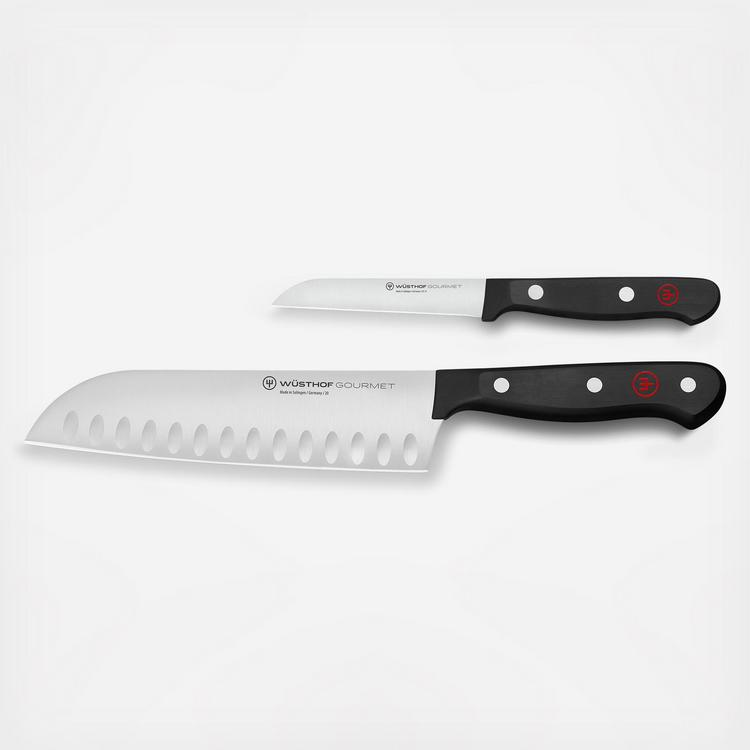 Wusthof Gourmet 18 Piece Premium Knife Block Set Zola