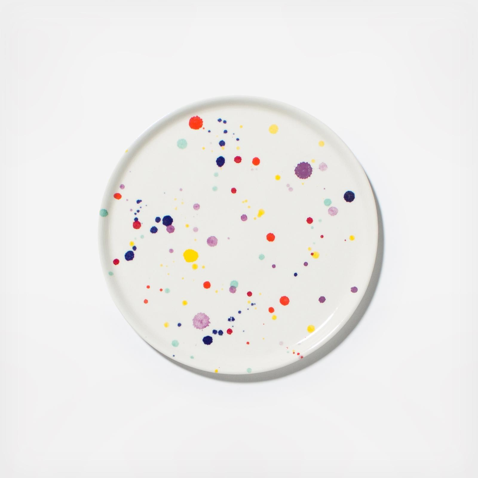 Confetti Share Plate By Felt Fat Wedding Planning Registry Gifts