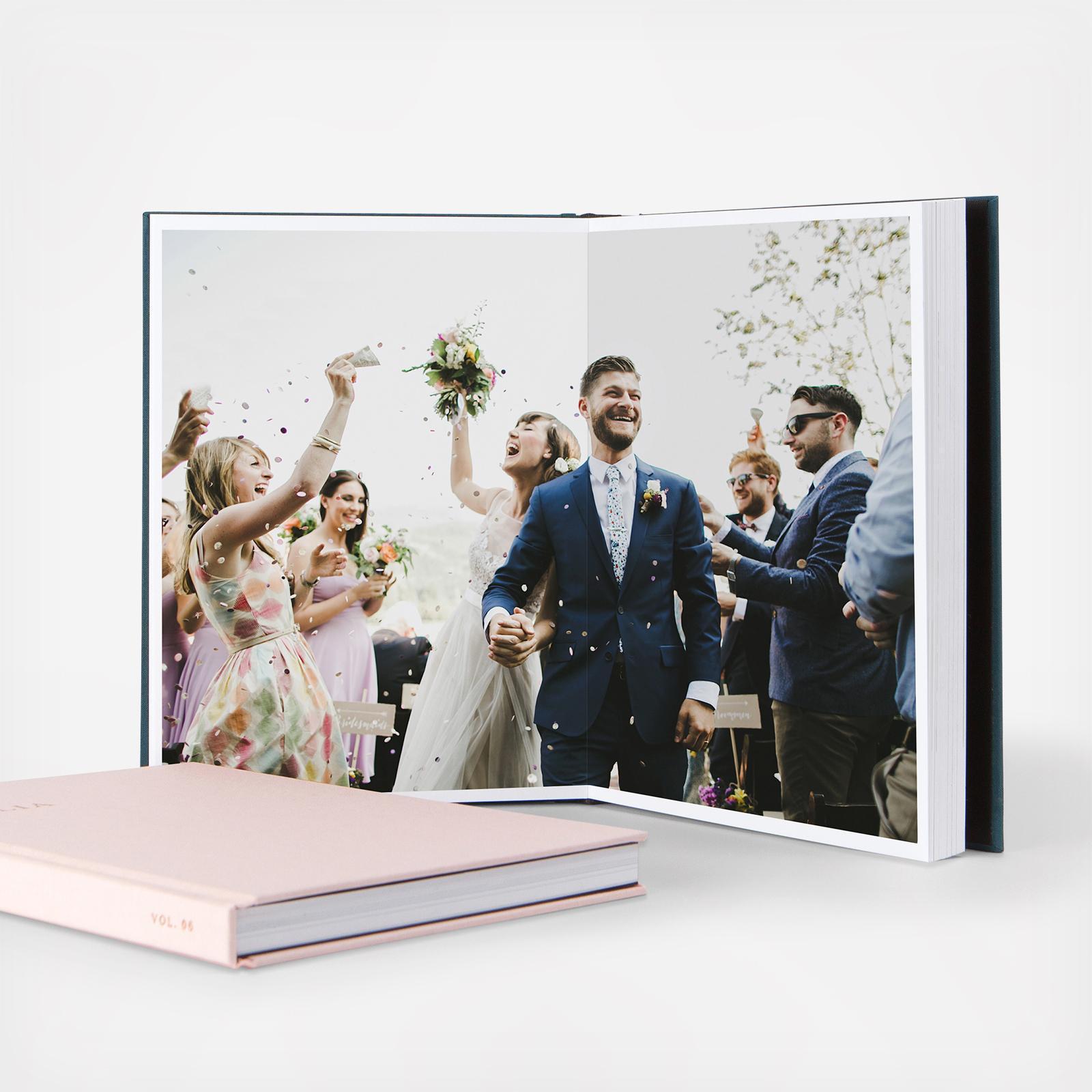 Artifact Uprising Layflat Wedding Album Gift Card Zola