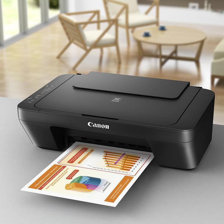 Canon Pixma Mg2525 Photo Inkjet All In One Printer Zola