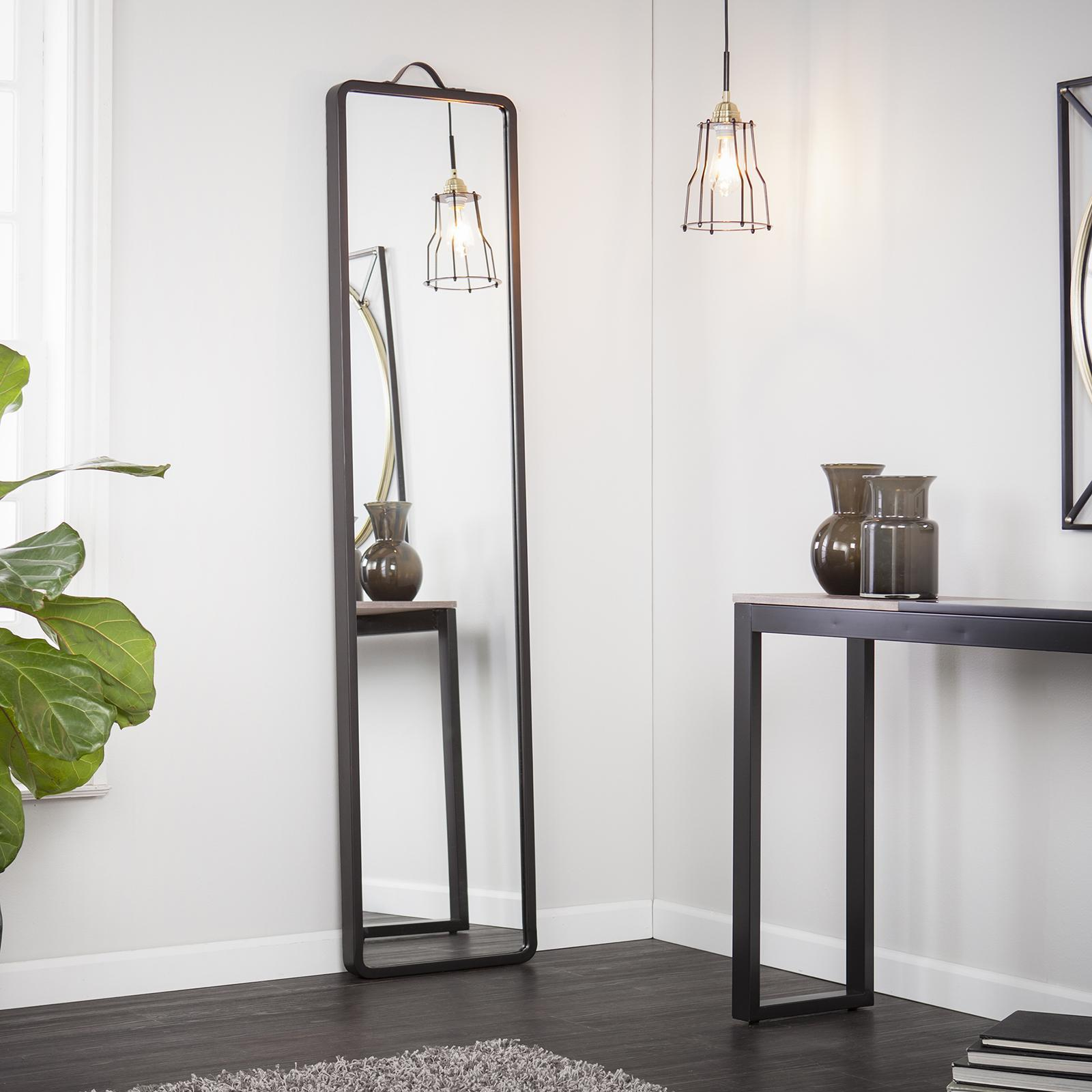 Holly Martin Lawson Floor Leaning Mirror Zola
